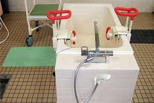 本館特殊浴槽