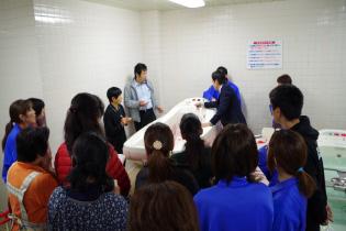 職員募集:特殊浴槽技術研修
