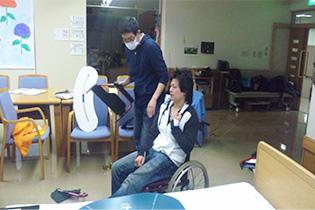 職員募集:介護技術研修