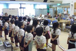 本郷幼稚園交流会